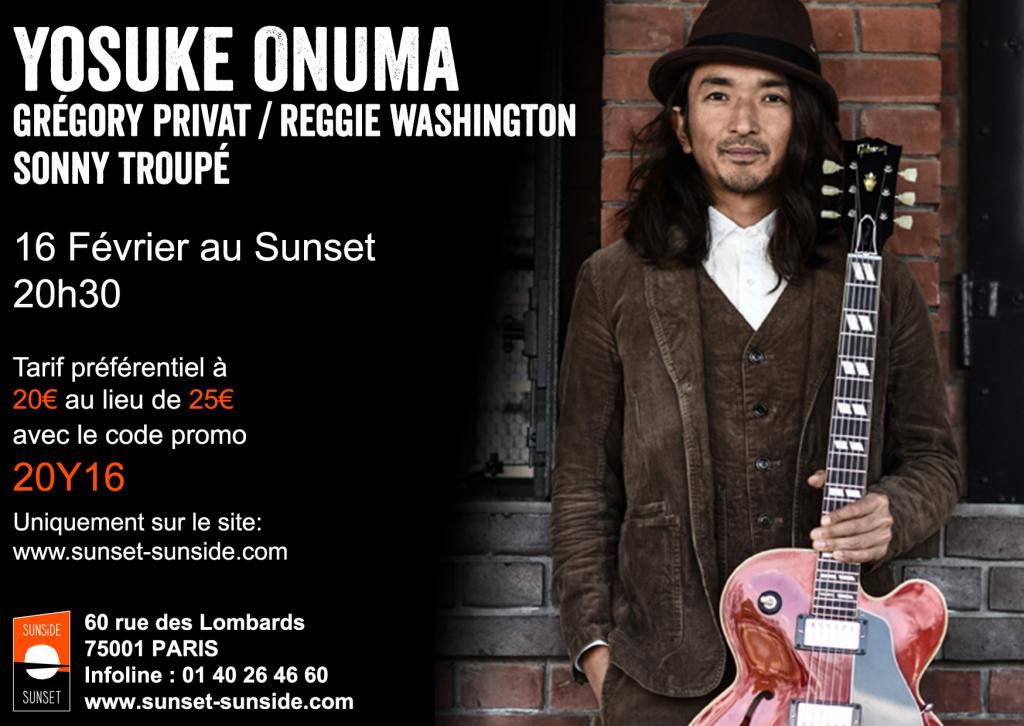 Yosuke ONUMA SUNSET